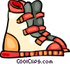 Ski Equipment Vector Clip Art picture