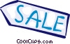 Sales and Price Tags Vector Clipart picture