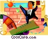 Strategy Vector Clipart illustration