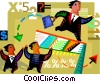 Ingenuity Vector Clip Art graphic