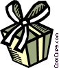 Gifts and Presents Vector Clip Art image