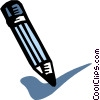 Pencils Vector Clipart image