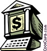 Vector Clipart image  of a E-mail