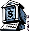 Vector Clipart graphic  of a E-mail