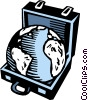 Planet Earth Vector Clip Art image
