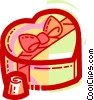 Valentine Candy Vector Clipart graphic