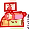 Video Cameras Vector Clipart image