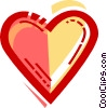 Hearts Vector Clipart picture