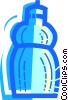 Dish Soap Vector Clipart picture