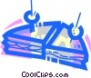 Sandwiches Vector Clip Art graphic