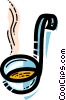 Soup Ladle Vector Clipart picture