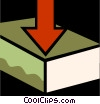 In-Boxes and Out-Boxes Vector Clip Art picture