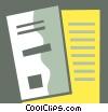 Menus Vector Clipart graphic