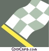 Auto Racing Vector Clip Art picture