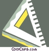 Rulers Vector Clip Art picture