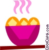Desserts Vector Clipart picture