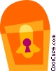 Treasure Chests Vector Clipart illustration