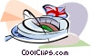 Vector Clipart picture  of a New Wembley Stadium