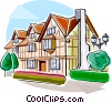 Stratford Upon Avon Vector Clipart picture