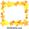 Vector Clipart graphic  of a Decorative frame