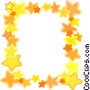 Vector Clipart picture  of a Decorative frame