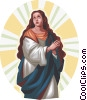 Jesus Vector Clipart graphic