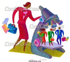 management managing employees Royalty Free Fineart Raster Illustration Clipart wb027940