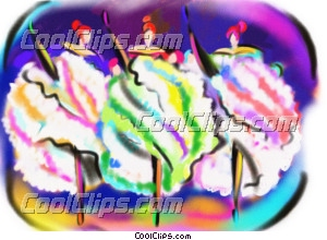show girls dancing Royalty Free Fineart Raster Illustration Clipart wb045718