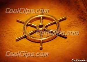 navigation wheel Royalty Free Stock Photo Clipart wb026300
