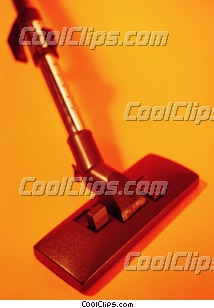 attachment to a vacuum cleaner Royalty Free Stock Photo Clipart wb027678
