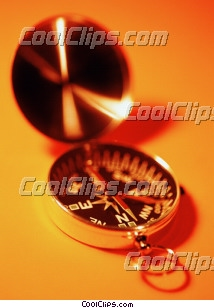 compass Royalty Free Stock Photo Clipart wb027721