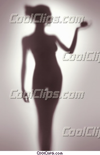Fashion Models Foto Clipart Bild wb032788
