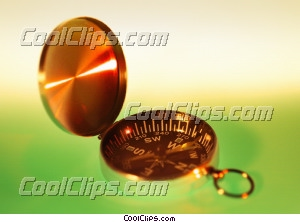 compass Royalty Free Stock Photo Clipart wb032974