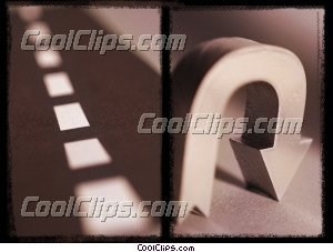 road sign Royalty Free Stock Photo Clipart wb042905
