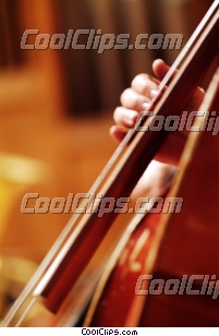 cellist Royalty Free Stock Photo Clipart wb042985