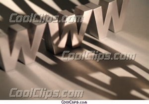 World Wide Web photo libre de droits clipart wb043078