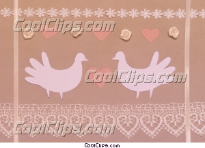 wedding gift Royalty Free Stock Photo Clipart wb043207