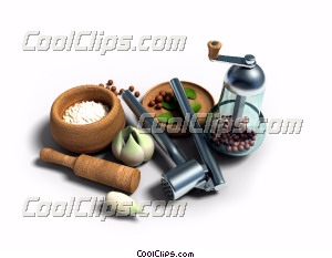 spices Royalty Free Stock Photo Clipart wb043293
