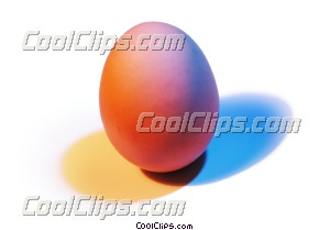 egg Royalty Free Stock Photo Clipart wb044156