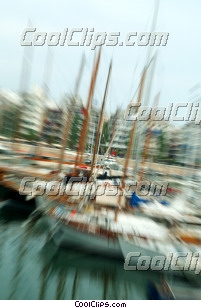 port plein de voiliers photo libre de droits clipart wb044641