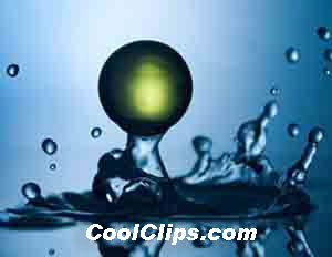 Water Macro IV Royalty Free Stock Photo Clipart wb050447