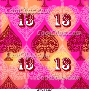 13 Spades