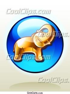 Elephant Lucky Charm