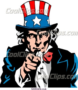 uncle sam clip art rh dir coolclips com uncle sam clipart black and white uncle sam clipart black and white