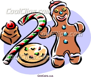 christmas goodies food clip art rh dir coolclips com christmas food basket clipart christmas party food clipart