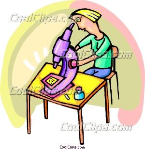 科学家希望通过显微镜