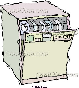 Dishwasher Clipart Images & Pictures - Becuo