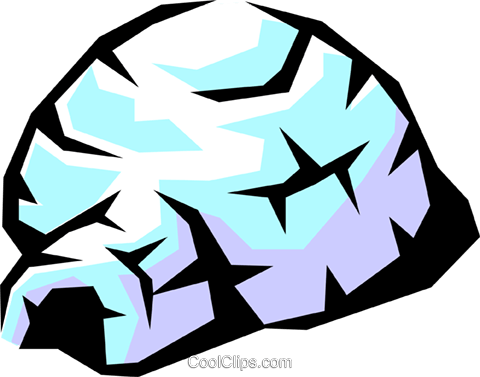 Igloos Royalty Free Vector Clip Art illustration arch0296