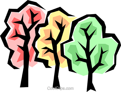 Autumn leaves Royalty Free Vector Clip Art illustration natu0392