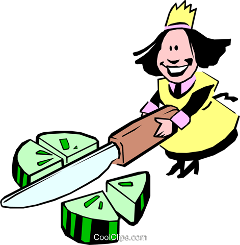 Cartoon chef Royalty Free Vector Clip Art illustration cart0075